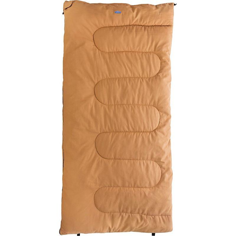Túi ngủ cho người lớn Kamp-Rite Woods Ultra với thiết kế hình chữ nhật đơn giản