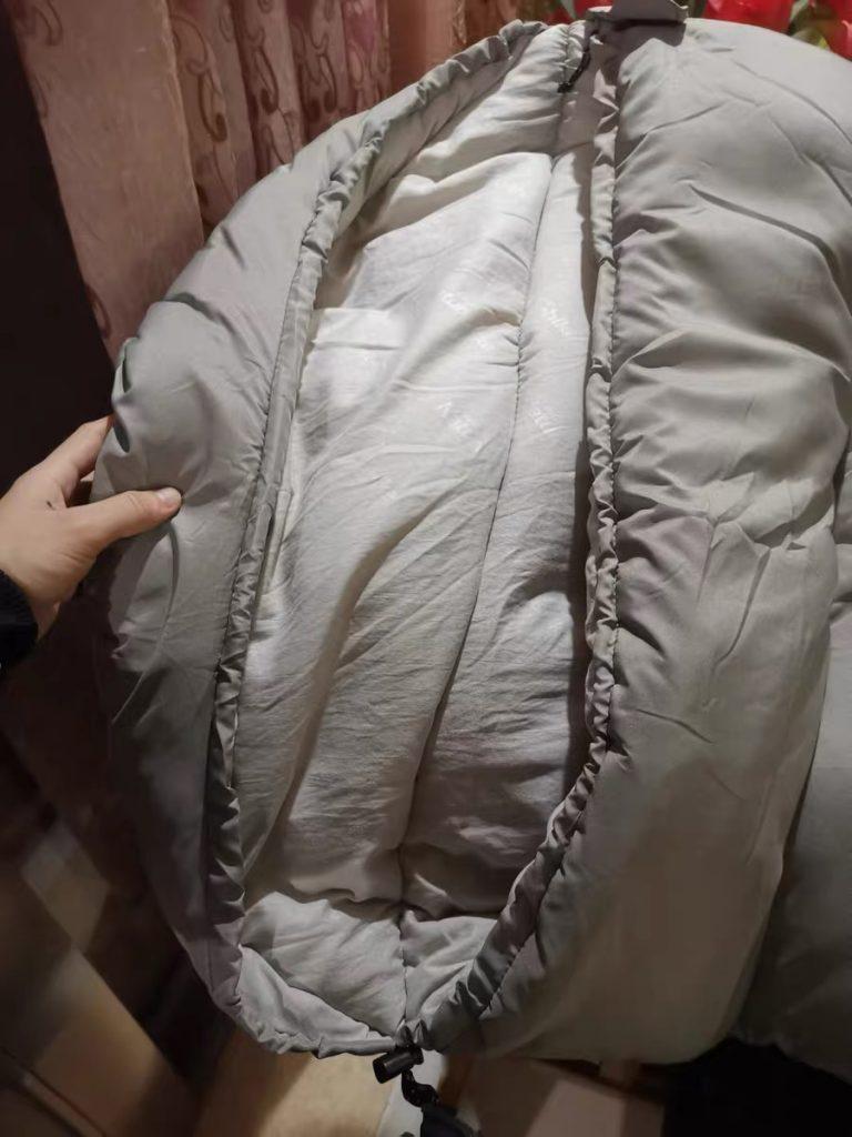 đầu túi ngủ