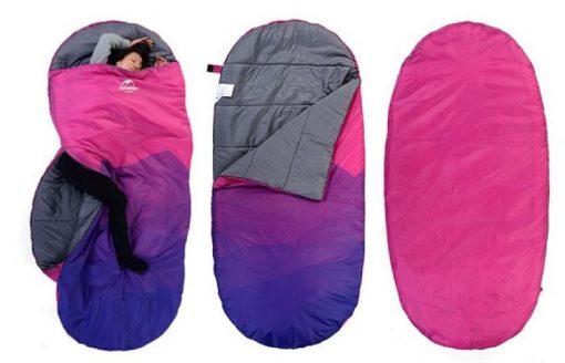 Túi ngủ công sở Pad300 TC màu hồng