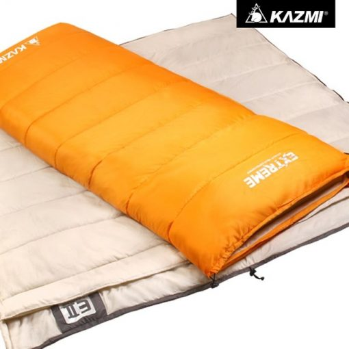 Túi ngủ Kazmi Extreme II màu cam