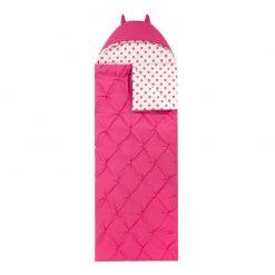 Túi ngủ hình thú Nicki Home màu hồng