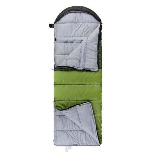 Túi ngủ Naturehike U250 màu xanh lá