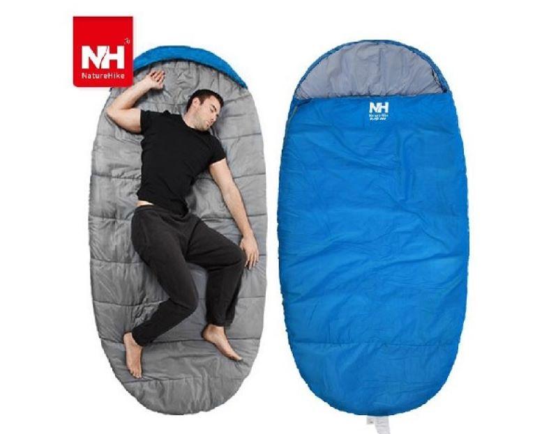Túi ngủ đa năng Pad 300s màu xanh dương