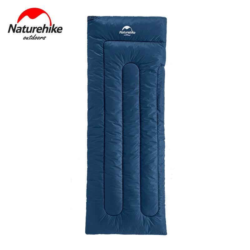 Túi ngủ siêu nhẹ Naturehike H150 màu xanh