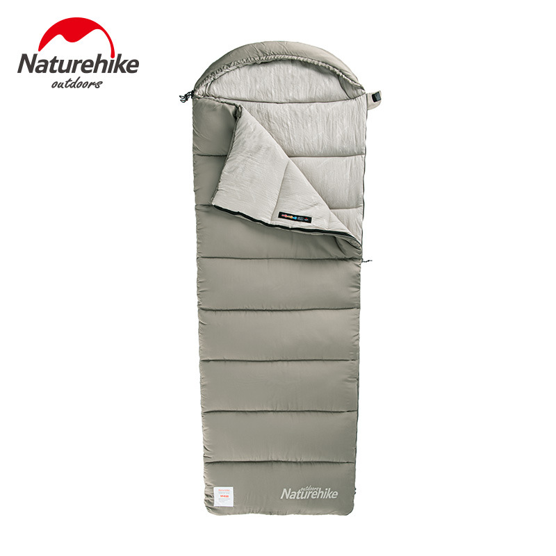 Túi ngủ siêu nhẹ M180 NH20MSD02 màu xám