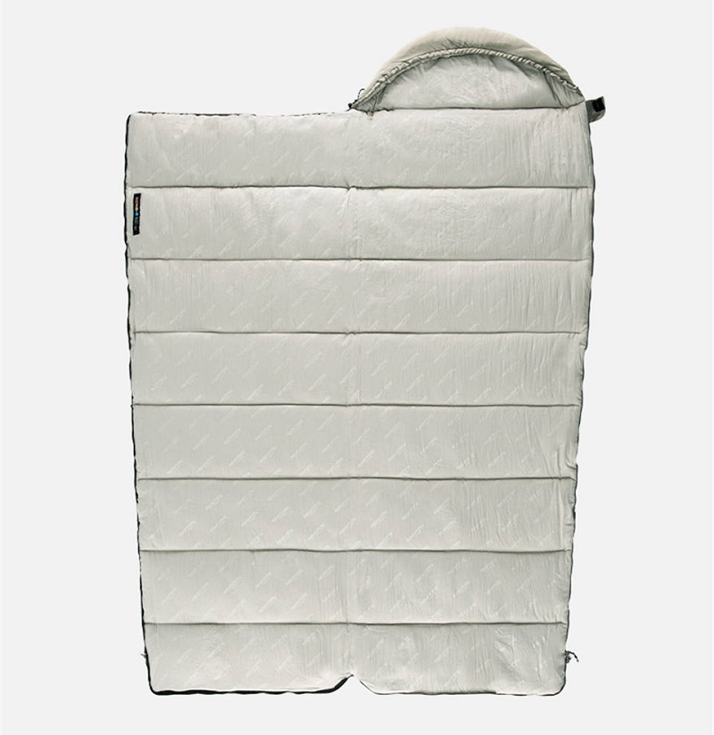 Túi ngủ siêu nhẹ M180 NH20MSD02 với khóa kéo có thể mở rộng