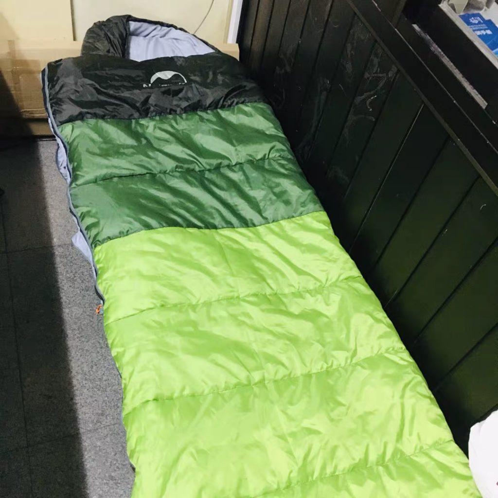 túi ngủ u250 tốt nhất cho dân văn phòng