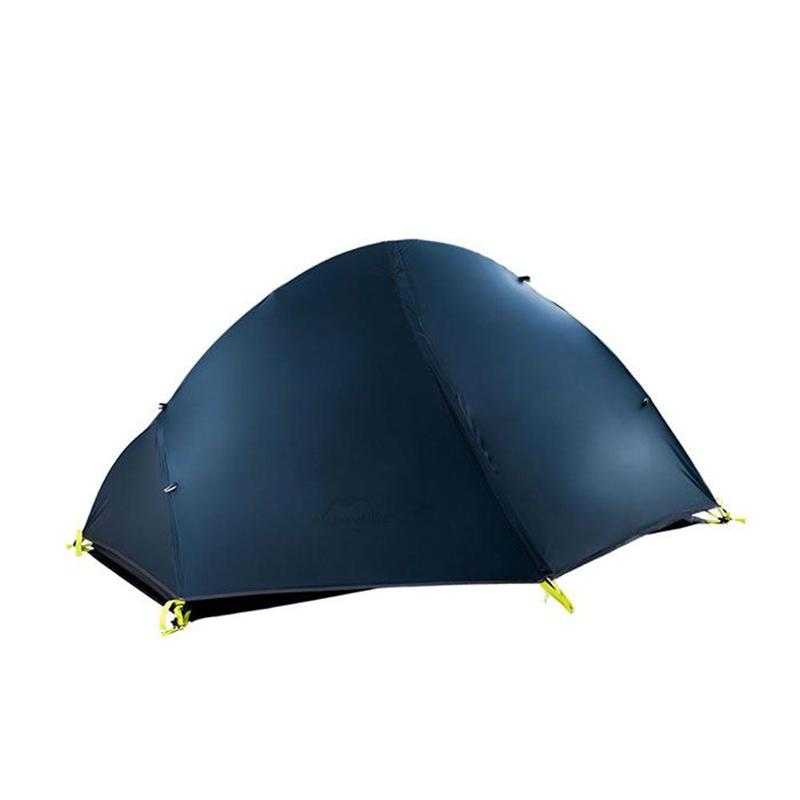 Lều cá nhân (Lều 1 người) đi cắm trại Naturehike NH18A095 màu tím than