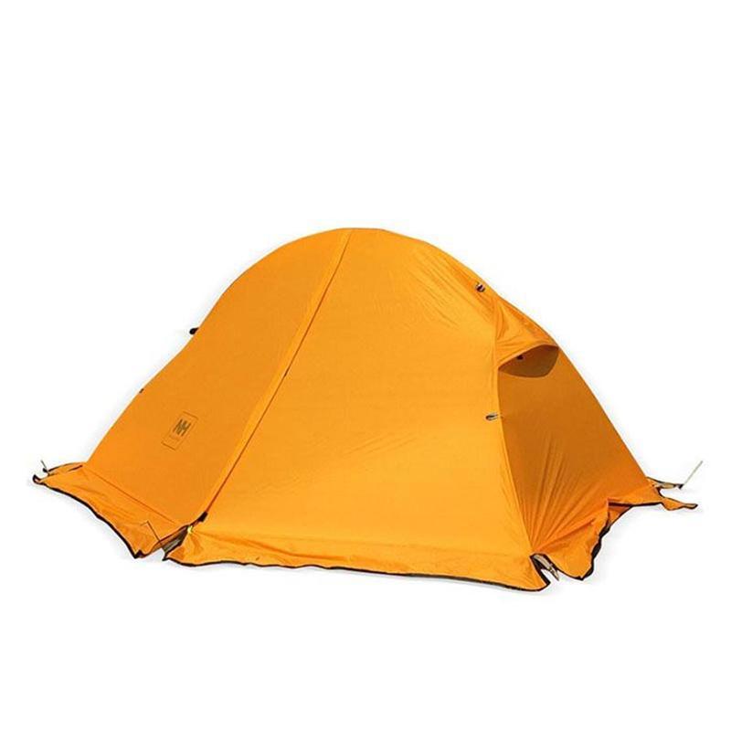 Lều cá nhân (Lều 1 người) đi cắm trại Naturehike NH18A095 màu vàng