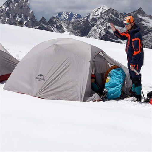 Sử dụng Lều cắm trại Naturehike NH18T030-T 3 người
