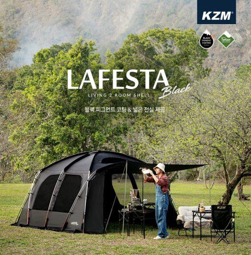 Lều cắm trại 4 người Kazmi K20T3T012