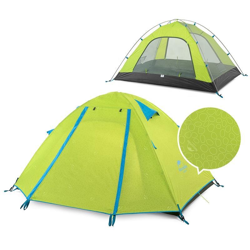Lều Naturehike NH18Z033 màu xanh cốm