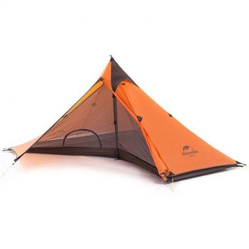 Lều cắm trại mini siêu nhẹ Naturehike NH17T030-L màu cam