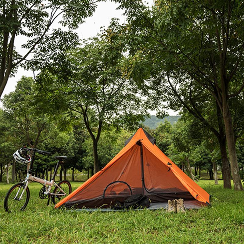 cách dựng Lều cắm trại mini siêu nhẹ Naturehike NH17T030-L