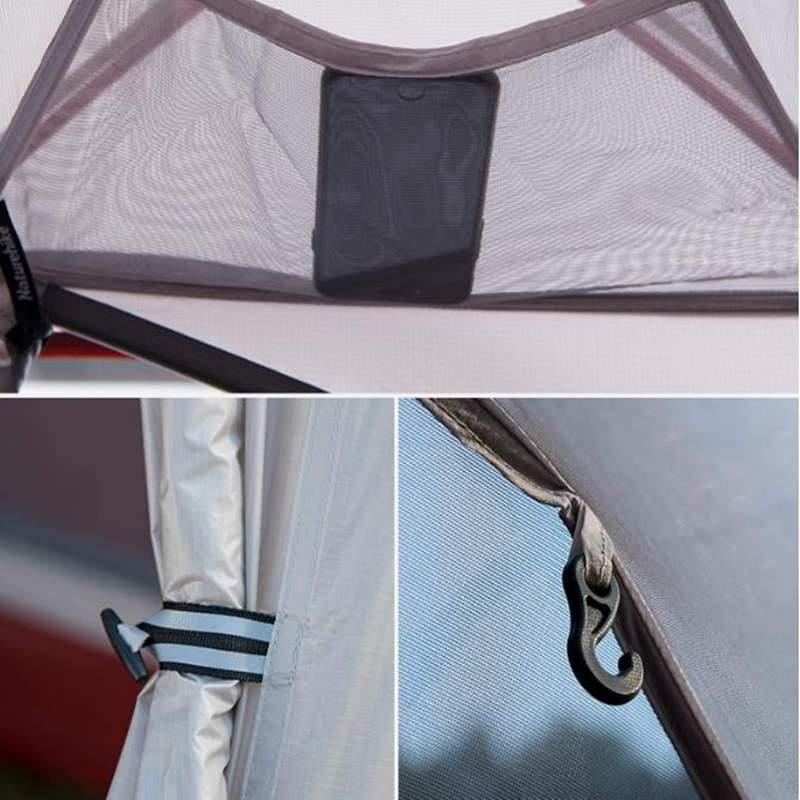 Thiết kế của Lều cắm trại Naturehike NH17T001-T 2 người