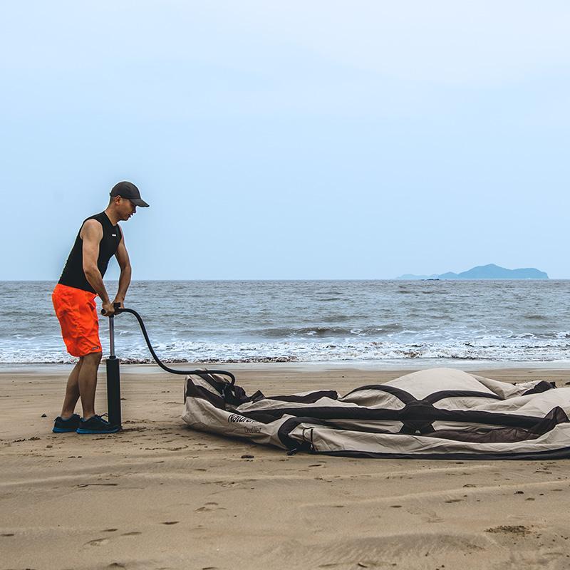 Dễ dàng dựng Lều đi biển bơm hơi Naturehike NH20TM002