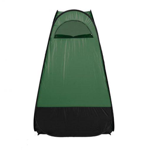 Cận cảnh chất liệu của Lều thay đồ, tắm rửa, đi vệ sinh cắm trại Naturehike NH17Z002