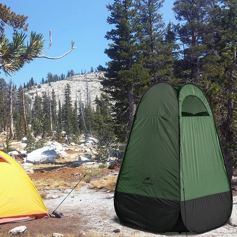 Lều thay đồ, tắm rửa, đi vệ sinh cắm trại Naturehike NH17Z002