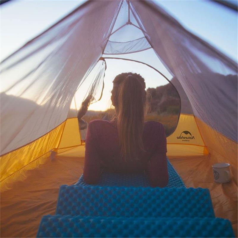 Thiết kế của Lều cắm trại du lịch Naturehike NH19ZP017 2 người