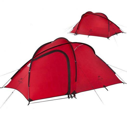 Lều dã ngoại Naturehike NH18K240-P 2-3 người