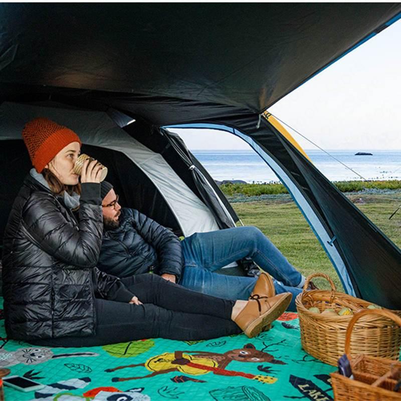 Thiết kế của Lều picnic Naturehike NH19G001-Y