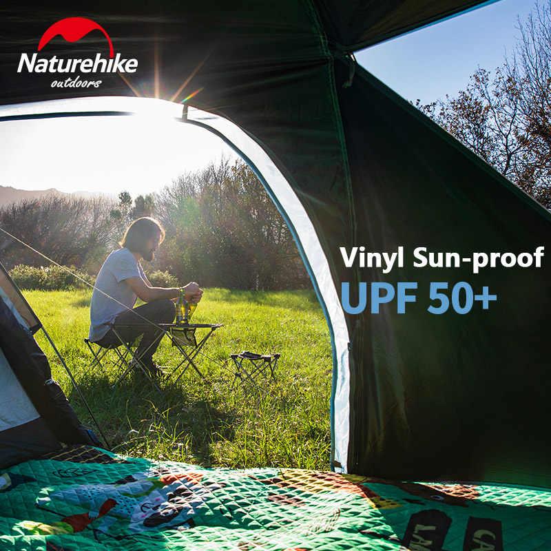 Chất liệu của Lều picnic Naturehike NH19G001-Y